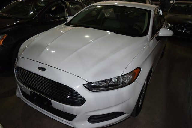 2015 Ford Fusion S Richmond Hill, New York 1