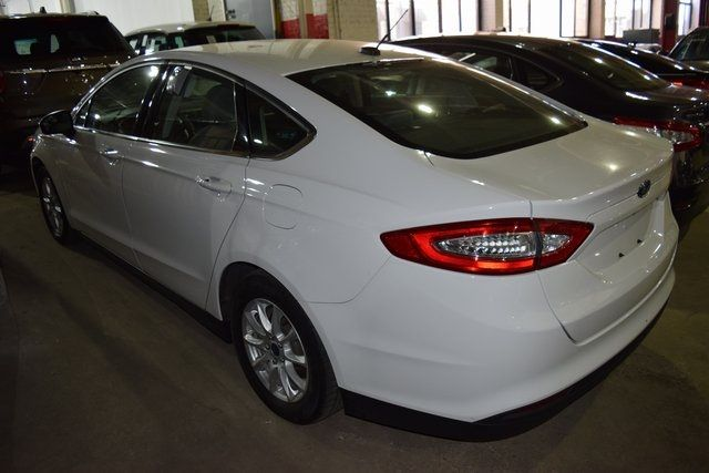 2015 Ford Fusion S Richmond Hill, New York 2
