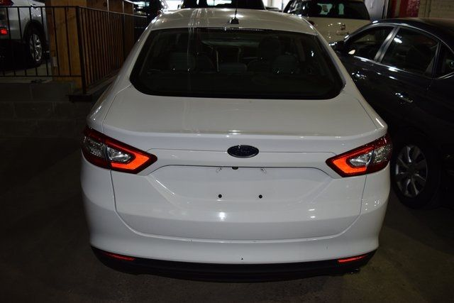 2015 Ford Fusion S Richmond Hill, New York 3