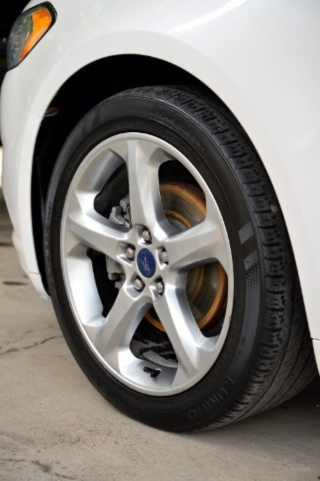 2015 Ford Fusion SE San Antonio , Texas 19