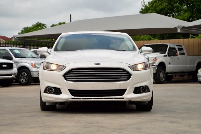 2015 Ford Fusion SE San Antonio , Texas 3