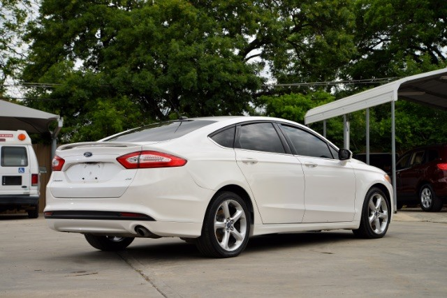 2015 Ford Fusion SE San Antonio , Texas 5