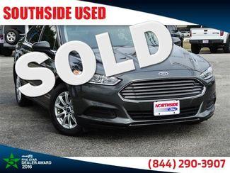 2015 Ford Fusion S | San Antonio, TX | Southside Used in San Antonio TX
