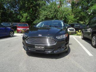 2015 Ford Fusion SE SPEC. NAVI. SUUNRF. LTHR. WHEELS SEFFNER, Florida 6
