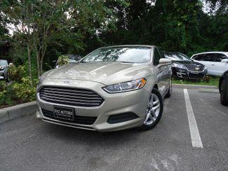 2015 Ford Fusion SE. SUNROOF. CAMERA SEFFNER, Florida