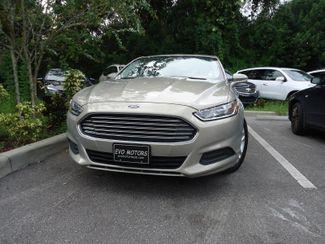 2015 Ford Fusion SE. SUNROOF. CAMERA SEFFNER, Florida 6