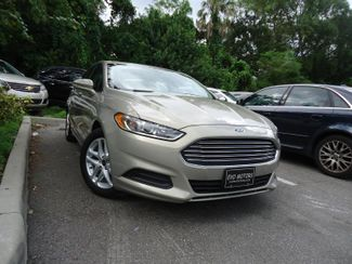 2015 Ford Fusion SE. SUNROOF. CAMERA SEFFNER, Florida 7