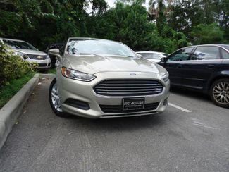 2015 Ford Fusion SE. SUNROOF. CAMERA SEFFNER, Florida 8