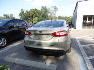 2015 Ford Fusion S SEFFNER, Florida 11