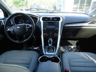 2015 Ford Fusion S SEFFNER, Florida 16
