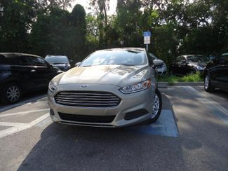 2015 Ford Fusion S SEFFNER, Florida 5