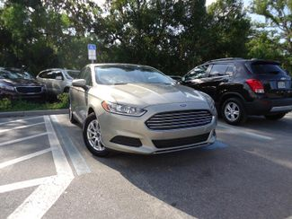 2015 Ford Fusion S SEFFNER, Florida 6