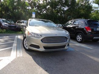 2015 Ford Fusion S SEFFNER, Florida 7