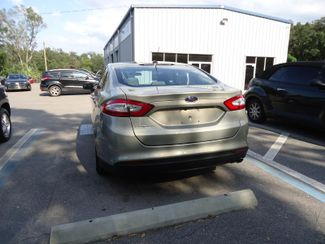 2015 Ford Fusion S SEFFNER, Florida 9