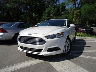 2015 Ford Fusion SE. BACK UP CAMERA SEFFNER, Florida 4
