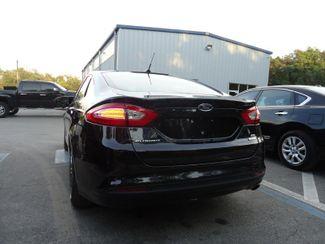 2015 Ford Fusion SE LUXURY. NAVI. SUNRF. LTHR. HTD SEATS. PUSH STRT SEFFNER, Florida 10