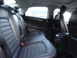 2015 Ford Fusion SE LUXURY. NAVI. SUNRF. LTHR. HTD SEATS. PUSH STRT SEFFNER, Florida 17