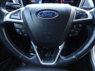 2015 Ford Fusion SE LUXURY. NAVI. SUNRF. LTHR. HTD SEATS. PUSH STRT SEFFNER, Florida 19