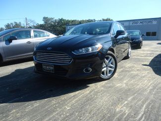 2015 Ford Fusion SE LUXURY. LEATHER. SUNROOF SEFFNER, Florida