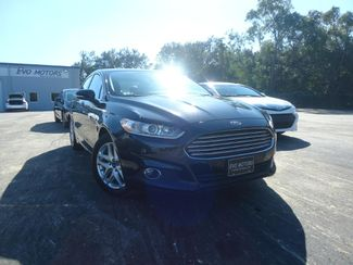 2015 Ford Fusion SE LUXURY. LEATHER. SUNROOF SEFFNER, Florida 9