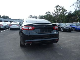 2015 Ford Fusion Titanium  NAVIGATION. SUNROOF SEFFNER, Florida 10