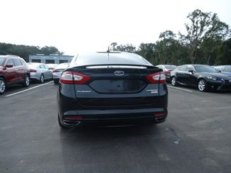 2015 Ford Fusion Titanium  2.0L ECOBOOST. NAVIGATION. SUNROOF SEFFNER, Florida 11