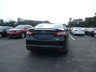 2015 Ford Fusion Titanium  NAVIGATION. SUNROOF SEFFNER, Florida 12