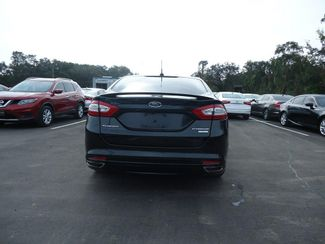 2015 Ford Fusion Titanium  2.0L ECOBOOST. NAVIGATION. SUNROOF SEFFNER, Florida 13