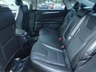 2015 Ford Fusion Titanium  NAVIGATION. SUNROOF SEFFNER, Florida 15