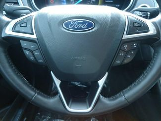 2015 Ford Fusion Titanium  NAVIGATION. SUNROOF SEFFNER, Florida 21