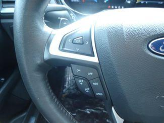 2015 Ford Fusion Titanium  2.0L ECOBOOST. NAVIGATION. SUNROOF SEFFNER, Florida 22