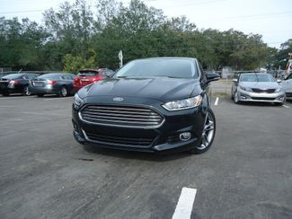 2015 Ford Fusion Titanium  NAVIGATION. SUNROOF SEFFNER, Florida 6