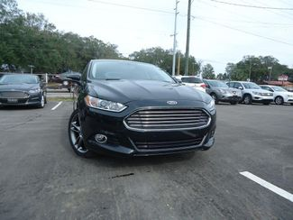 2015 Ford Fusion Titanium  NAVIGATION. SUNROOF SEFFNER, Florida 8