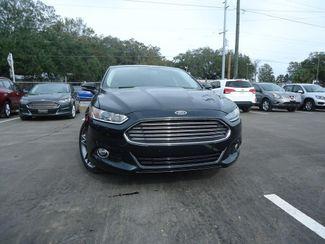 2015 Ford Fusion Titanium  2.0L ECOBOOST. NAVIGATION. SUNROOF SEFFNER, Florida 9