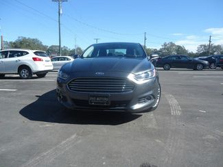 2015 Ford Fusion 2.0T AWD  NAVIGATION. LEATHER. SUNROOF SEFFNER, Florida 7