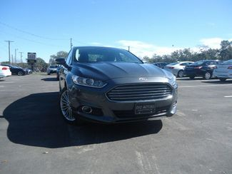 2015 Ford Fusion 2.0T AWD  NAVIGATION. LEATHER. SUNROOF SEFFNER, Florida 8