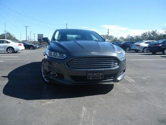 2015 Ford Fusion 2.0T AWD  NAVIGATION. LEATHER. SUNROOF SEFFNER, Florida 9