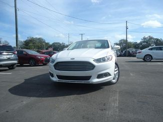 2015 Ford Fusion SE. ECOBOOST. LEATHER. SUNROOF SEFFNER, Florida