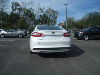2015 Ford Fusion SE. ECOBOOST. LEATHER. SUNROOF SEFFNER, Florida 10