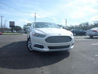 2015 Ford Fusion SE. ECOBOOST. LEATHER. SUNROOF SEFFNER, Florida 7