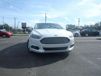 2015 Ford Fusion SE. ECOBOOST. LEATHER. SUNROOF SEFFNER, Florida 8