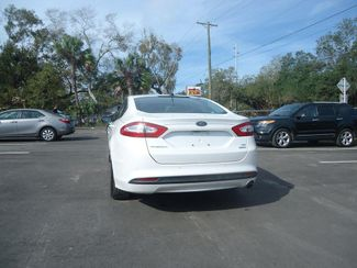 2015 Ford Fusion SE. ECOBOOST. LEATHER. SUNROOF SEFFNER, Florida 9