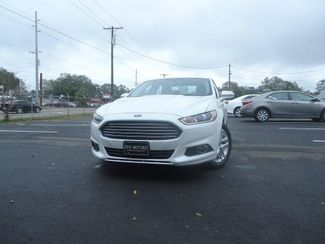 2015 Ford Fusion SE. ECOBOOST. LEATHER. NAVIGATION. SUNROOF SEFFNER, Florida
