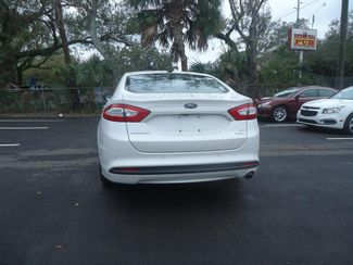 2015 Ford Fusion SE. ECOBOOST. LEATHER. NAVIGATION. SUNROOF SEFFNER, Florida 10