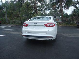 2015 Ford Fusion SE. ECOBOOST. LEATHER. NAVIGATION. SUNROOF SEFFNER, Florida 11