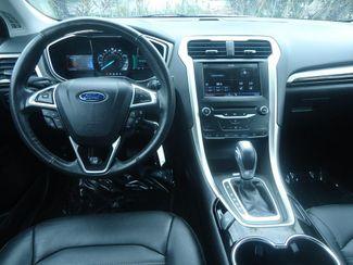 2015 Ford Fusion SE. ECOBOOST. LEATHER. NAVIGATION. SUNROOF SEFFNER, Florida 18