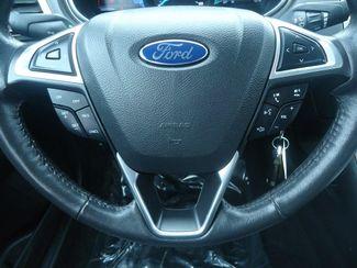 2015 Ford Fusion SE. ECOBOOST. LEATHER. NAVIGATION. SUNROOF SEFFNER, Florida 19