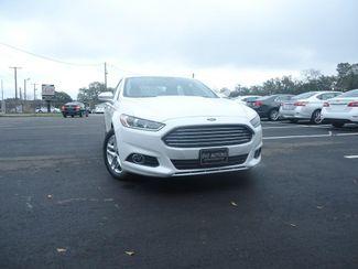 2015 Ford Fusion SE. ECOBOOST. LEATHER. NAVIGATION. SUNROOF SEFFNER, Florida 7