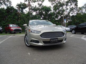 2015 Ford Fusion 2.0 TURBO. LEATHER. NAVI. SUNRF. PREM SOUND SEFFNER, Florida 11