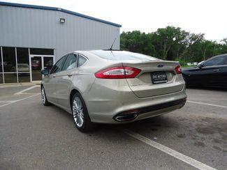 2015 Ford Fusion 2.0 TURBO. LEATHER. NAVI. SUNRF. PREM SOUND SEFFNER, Florida 13